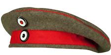 WWI M1907 IMPERIAL GERMAN FELDMUTZE - PRUSSIAN 61 CM