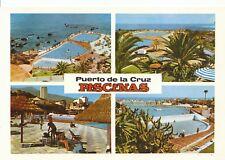 Spain Postcard - Puerto De La Cruz [Tenerife] - Piscinas - Ref ZZ4936