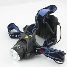 NEW CREE XML T6 LED Outdoor Fishing Hiking Headlamp Cycling Bike Headlight