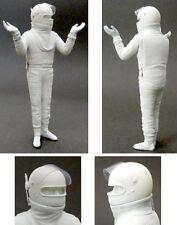 1/20 STANDING VILLENEUVE HUNT SCHECKTER wearing HELMET fo TAMIYA M23 MFH FERRARi