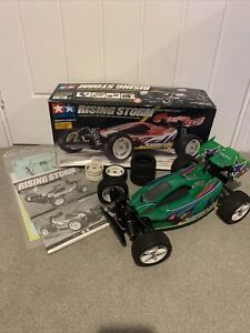 Tamiya Rising Storm 1/10 4wd Rc Car Off Road Buggy Racer,Rc Car Chassis