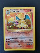 Pokemon Charizard ITA Holo Set Base 4/102 No Booster