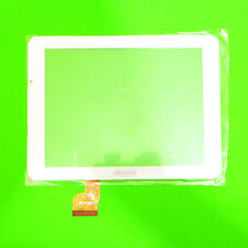 "White Archos 80 Xenon Touch Screen Digitizer Glass 8"" Replacement OPD-TPC0050"