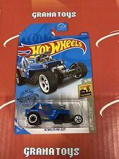2020 Hot Wheels #139 '42 Willys MB Jeep Baja Blazers 6//10 New Near Mint
