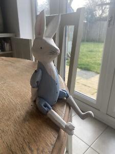 Wooden Puppet Rabbit