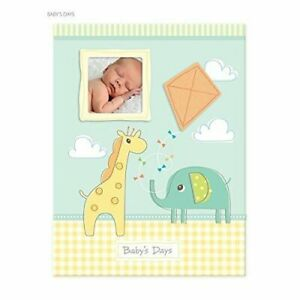 My Baby's First Memory Book Babys Days Stepping Stones C.R. Gibson