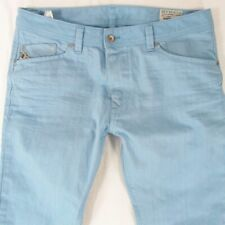 Mens Diesel DARRON 008QU Slim Tapered Blue Jeans W34 L32