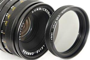LEICA E55 P-cir 13357 Palarizing Filter for ELMARIT-M 2.8/24 & SUMMICRON-R 2/50