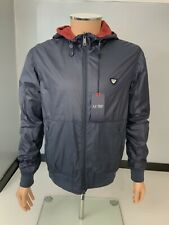 Armani Mens Reversible Jacket Coat Size 52 Large, NEW. Bnwt C6b68