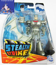 Batman The Brave and Bold Stealth Strike Eroe Spaziale X1253 - By Mattel Dc