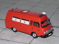 Brekina 30405 - Barkas B 1000 SMH 3 - Feuerwehr - DDR