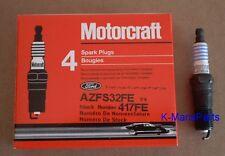 Ford Motorcraft spark plugs 2.0 Ztec Focus Contour OEM