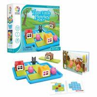 SmartGames Three Little Piggies Preschool Logic Game