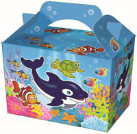 20 Sealife Boxes - Pinata Toy Loot/Party Bag Fillers Wedding/Kids