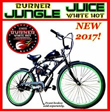 NEW DIY COMPLETE  2-STROKE 66CC/80CC MOTORIZED BICYCLE KIT WITH CRUISER BIKE