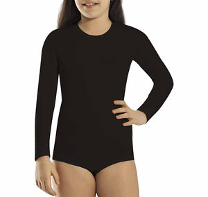 Kinder - Mädchen Body- Langarm- Unterhemd (90% Baumwolle) N.477