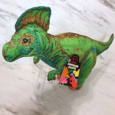 Vtg Applause 1992 Hadrosaurus 21� Dinosaur Giants Plush Stuffed Animal Toy Green