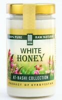 White Honey (15.8 Ounce) Natural Creamed Wildflower Mountain Honey