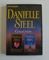 Danielle Steel - Collection: Betrayal & Until the End of Time -  MP3CD Audiobook
