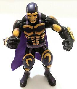 Vtg 2000 Tommy Nelson Bibleman Miles Peterson Christian Superhero w/ Purple Cape