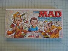 1979 THE MAD MAGAZINE GAME PARKER BROTHERS