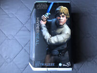 Star Wars Black Series Hyperreal Luke Skywalker Toy Action Figure Collectible