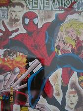 MARVEL TEAM UP MTU 1997  SPIDER-MAN GENERATION  X  #1 PRETTY RARE IN CGC 9.8