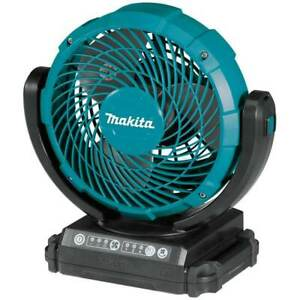 Makita DCF102Z 18-Volt LXT 7-1/8-Inch Lithium-Ion Cordless Fan - Bare Tool