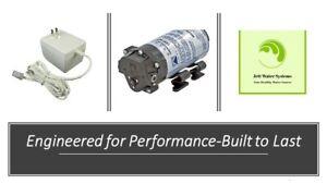 Aquatec CDP 6800 Booster Pump-CDP 6840-2JO3-B221 (pump/transformer options)