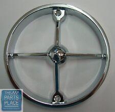 1971-72 Pontiac GTO Park Lamp Bezel - Diecast Chrome - Each