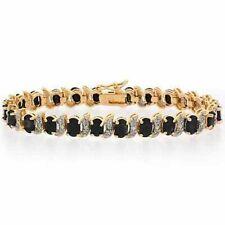 Unbranded Sapphire Tennis Fine Bracelets