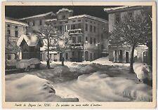 CARTOLINA d'Epoca - BRESCIA provincia:  Ponte di Legno  1950