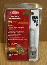 Lockwood Silver 785 Sliding Window Lock - New