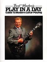 Bert Weedon's Play in a Day: Guide to Modern Guitar Playing (Guitar) (Faber Edit