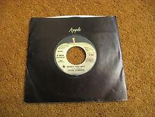 John Lennon/ What You Got/ Apple/ 1975/ Ultra RARE Promo/ Mono-Stereo/ VG++
