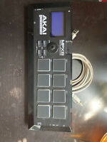 AKAI MPX8 Professional Mobile SD Sample Player - Great condition
