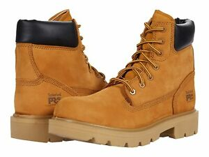 """Adult Unisex Boots Timberland PRO Sawhorse 6"""" Composite Safety Toe"""