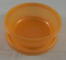 Tupperware B 26 Große Hitparade Frischebehälter Dose 600 ml Orange Neu OVP