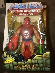 Mattel Masters of the Universe Classics CLAWFUL figure MOC FOUR HORSEMEN MOTUC