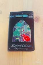 Disney store UK LE 300 Sleeping Beauty Fairies Fauna Flora Stained glass pin