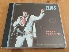 Elvis Presley cd - Sweet Carolina
