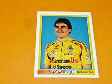 N°128 S. MARTINELLO MERLIN GIRO D'ITALIA CICLISMO 1995 CYCLISME PANINI TOUR