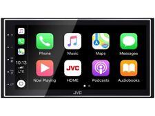 JVC KWM745DBT Radio + DAB Ant. für Audi A6 + Avant (C5/4B) Facelift 01-05 Bose