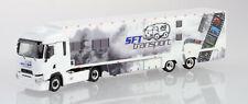 "Herpa 311243 Renault T Box Semitrailer Truck "" Sft Transport "" Ho 1:87 New"
