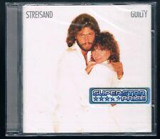 BARBRA STREISAND GUILTY CD F.C. SIGILLATO!!!
