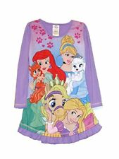 Palace Pets Cinderella, Ariel and Rapunzel Horse Pet Nightgown, Gown, Size 6-6X
