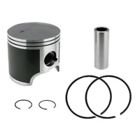 T-Moly Series Piston Kit~2000 Yamaha VT700 Venture 700 Sports Parts Inc. 09-828