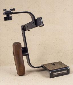 Vintage Stroboframe System Flash Bracket