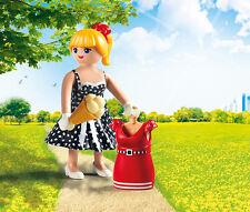 Playmobil-Fashion Girl-fifties, neuf, emballage d'origine, 6883