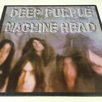 "Deep Purple Machine Head 1972 [TPSA7504] 12"" Vinyl Gatefold Rock"